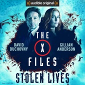 Joe Harris, Chris Carter & Dirk Maggs - adaptation - The X-Files: Stolen Lives  artwork