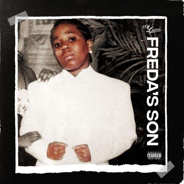 Fredas Son - EP YFN Lucci CD cover