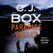 Paradise Valley: A Novel (Unabridged) - C. J. Box Cover Art