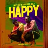 Moelogo - Happy (feat. Adekunle Gold) artwork