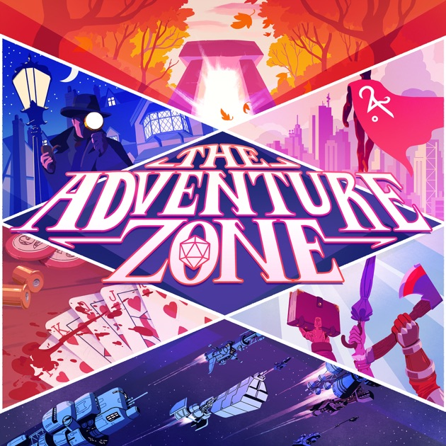 The Adventure Zone By Maximum Fun On Apple Podcasts