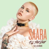 SAARA - All the Love (feat. Jillionaire) artwork