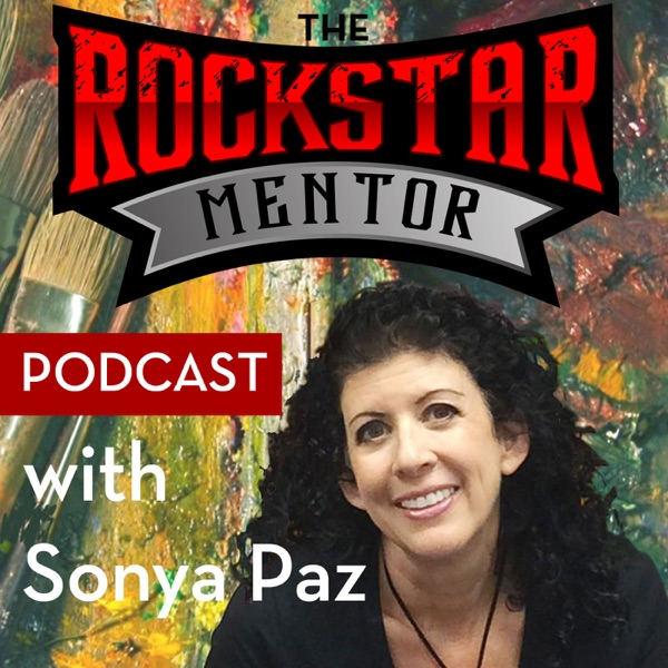 Rockstar Mentor Show   Be an entrepreneur with your art business   Marketing brand strategies and in...