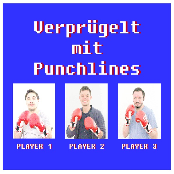 Verprügelt mit Punchlines