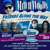 Mitch Woods - Friends Along the Way  artwork