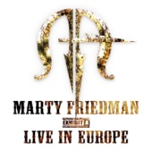 Marty Friedman Exhibit a Live in Europe - Marty Friedman