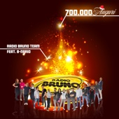Radio Bruno Team - 700.000 Auguri (feat. B-nario) artwork