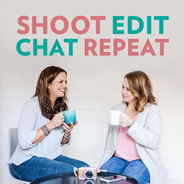 SHOOT EDIT CHAT REPEAT