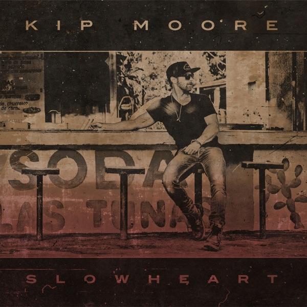 Slowheart Kip Moore CD cover