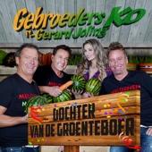 Gebroeders Ko & Gerard Joling - Dochter Van De Groenteboer (feat. Gerard Joling) kunstwerk