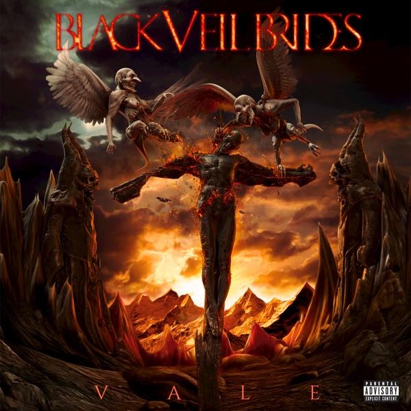 Vale Black Veil Brides CD cover