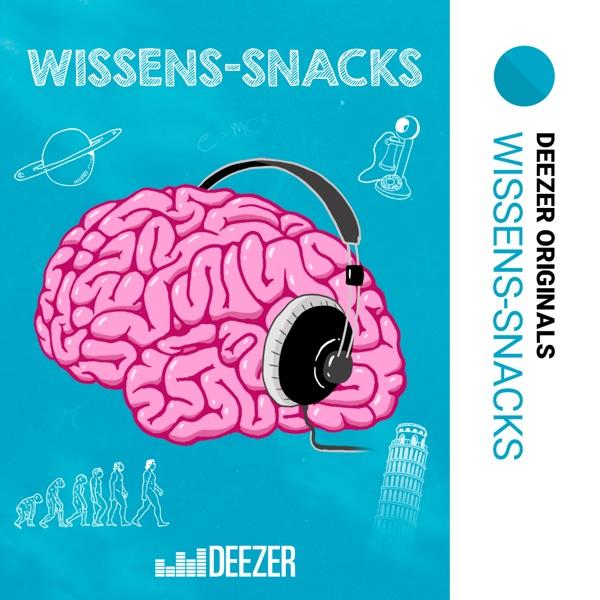 Wissens-Snacks - ein Deezer Originals Podcast