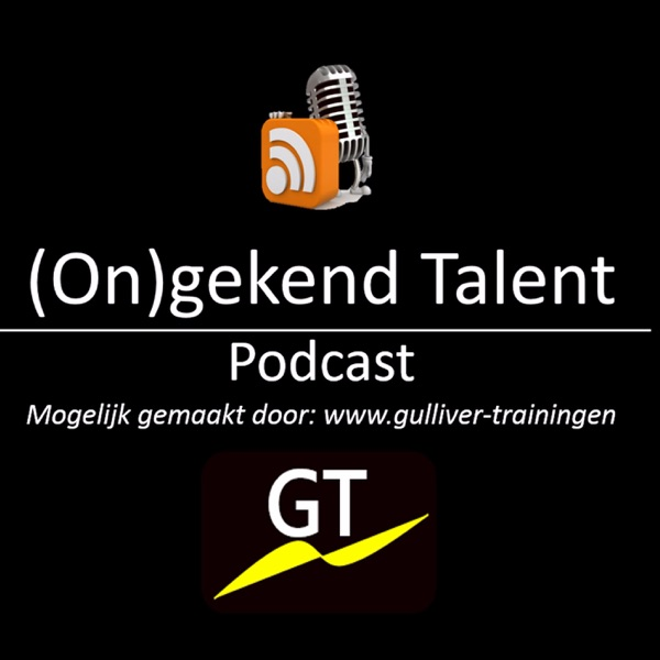 Ongekend talent podcast