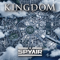 SPYAIR - KINGDOM artwork