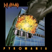 Def Leppard - Pyromania artwork