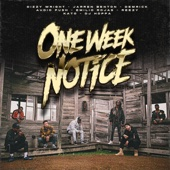 One Week Notice - One Week Notice  artwork