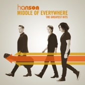 Hanson - Middle of Everywhere - The Greatest Hits  artwork