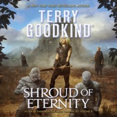 Terry Goodkind - Shroud of Eternity: Sister of Darkness: The Nicci Chronicles, Book 2 (Unabridged)  artwork