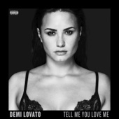 Demi Lovato - Tell Me You Love Me artwork