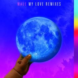 View album My Love (feat. Major Lazer, WizKid, Dua Lipa) [Remixes] - Single