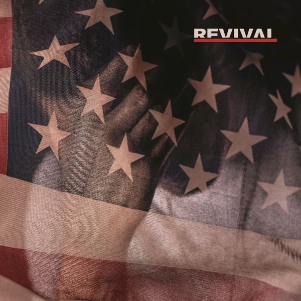 Revival Eminem CD cover