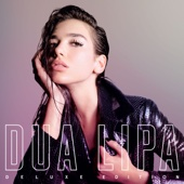 Dua Lipa - New Rules  arte