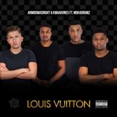 Armoowasright & Kwaaivines - Louis Vuitton (feat. Mokadrumz) kunstwerk