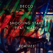 Decco - Shooting Stars (Remixes) [feat. Mapei] - EP artwork