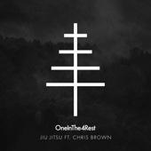OneInThe4Rest - Jiu Jitsu (feat. Chris Brown) artwork