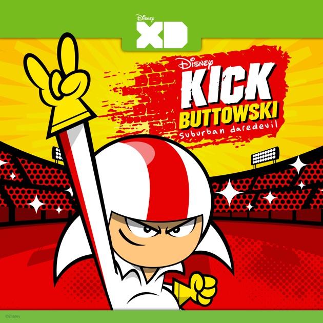 Kick Buttowski Suburban Daredevil