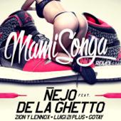 Mamisonga (Remix) [feat. De La Ghetto, Luigi 21 Plus, Gotay & Zion & Lennox] - Ñejo