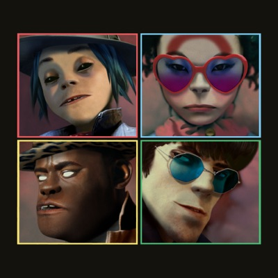 Download Lagu Terbaru Gorillaz - Ascension Full Album