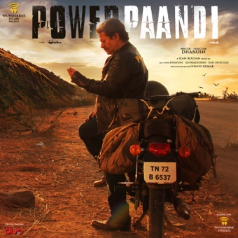 Power Paandi (Original Motion Picture Soundtrack) – EP – Sean Roldan