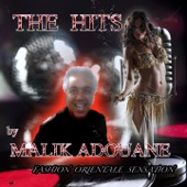 Malik Adouane - Fashion orientale sensation (The Hits) artwork