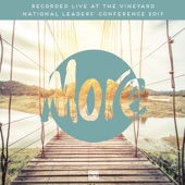 Vineyard UK - More (Live from the Vineyard National Leaders' Conference 2017) portada