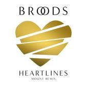 Heartlines (MOUNT Remix) - Single, Broods