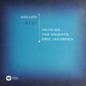 Golijov: Azul - Yo-Yo Ma, The Knights & Eric Jacobsen Cover Art