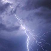 February Thunderstorm for Sleep