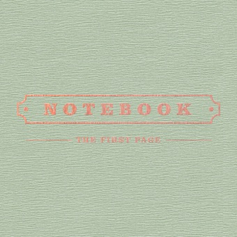 Notebook – EP – 박경