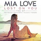 Lost On You (Karaoke)