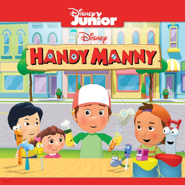 This is an image of Bright Handy Manny Images