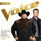 Treat Her Right (The Voice Performance) - Single, Sundance Head