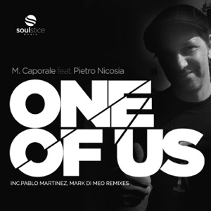 3. M. Caporale - One of Us (Mark Di Meo Remix) [feat. Pietro Nicosia]