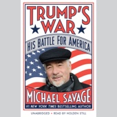 Trump's War: His Battle for America (Unabridged) - Michael Savage Cover Art