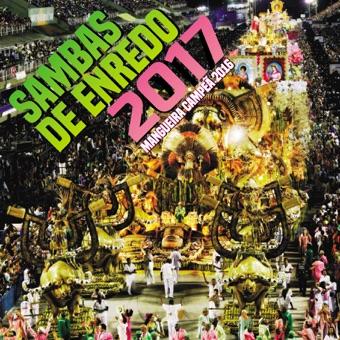 Sambas De Enredo Das Escolas De Samba 2017 – Various Artists