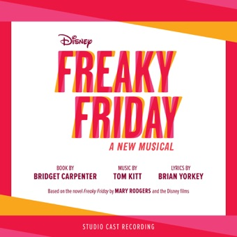 Freaky Friday: A New Musical (Studio Cast Recording) – Various Artists