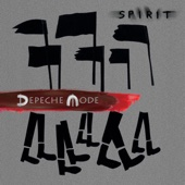 Depeche Mode - Where's the Revolution  artwork