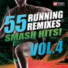 Power Music Workout - 55 Smash Hits! - Running Remixes, Vol. 4  artwork
