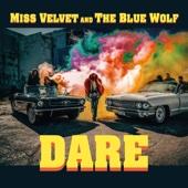 Velvet Door - Miss Velvet and the Blue Wolf Cover Art