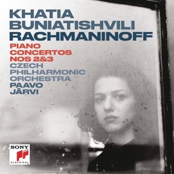 Rachmaninoff: Piano Concertos Nos. 2 & 3 – Khatia Buniatishvili